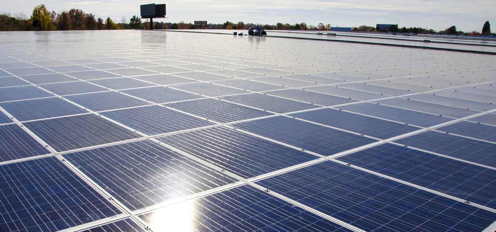 Hawthorne Solar Warehouse Image 1