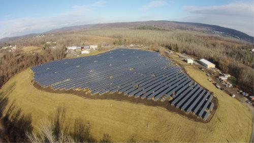 Mount Kisco Community Solar Image 4
