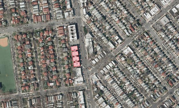 Nostrand Ave Solar Image 1