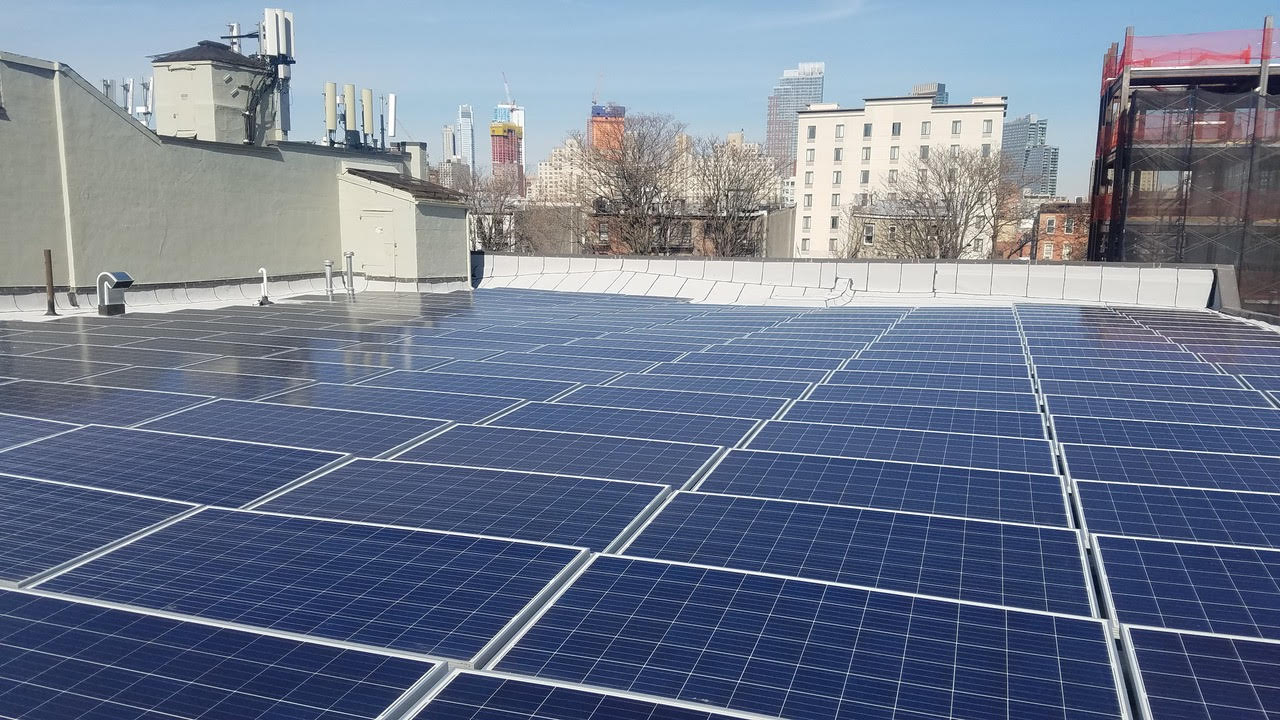 JFK Community Solar Image 1