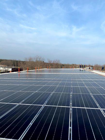 Selden Commercial Center Community Solar Image 2