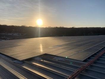 Selden Commercial Center Community Solar Image 3