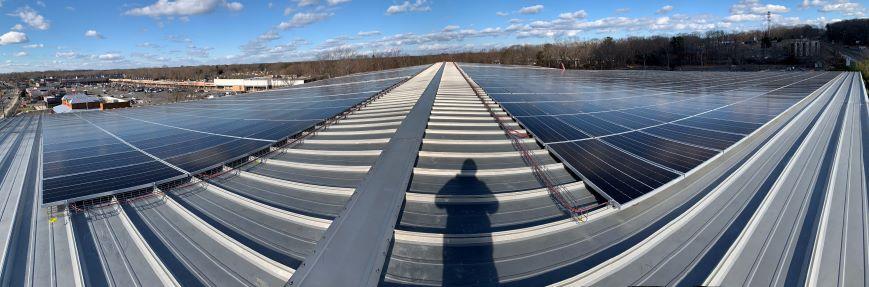 Selden Commercial Center Community Solar Image 4