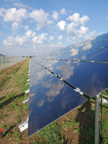German Road Community Solar Image 1