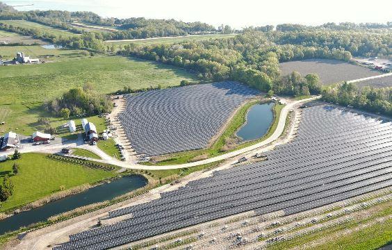 Penn Yan Community Solar Image 1