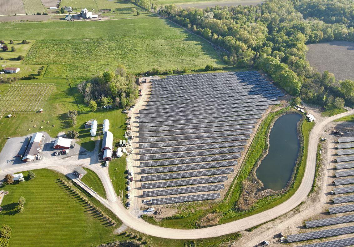 Penn Yan Community Solar Image 3