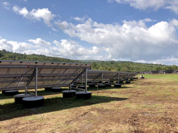 County Route 31 Community Solar Image 1