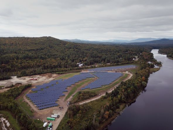 County Route 31 Community Solar Image 2