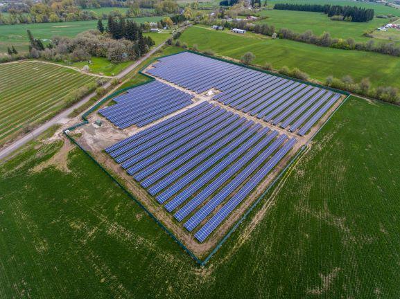 Palmer Circle Community Solar Image 2