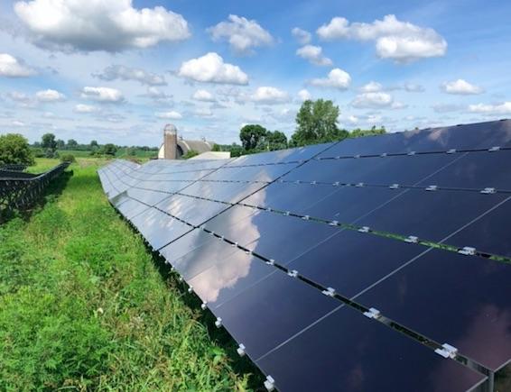 Greenville Community Solar Image 1